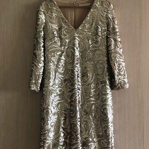 Boston Proper sequin good dress